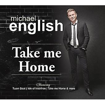 Michael English - Take Me Home [CD] USA import