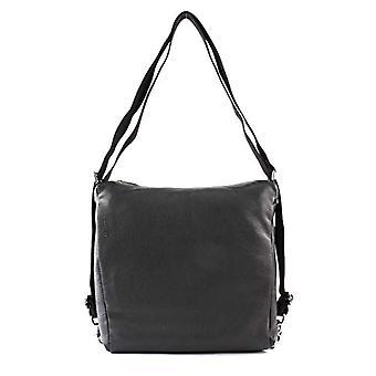 Mandarin Duck Mellow Leather Strap/Black Women's Bag 0.01x0.01x0.01 cm (W x H x L)