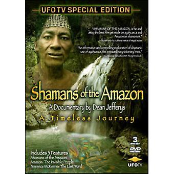 Shamans of the Amazon [DVD] USA import