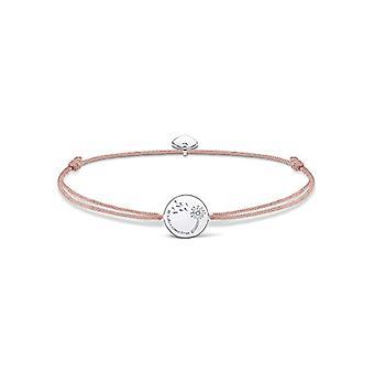 Thomas Sabo armbånd flettet av Woman Silver Sterling 925