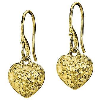 Dower & Hall - Earrings - Glass - Silver Sterling 925 NE260-V
