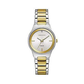 Caravelle New York Clock Donna Ref. 45P108