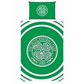 Celtic FC Pulse vändbart Påslakanset