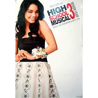 High School Musical 3: The Senior Year (Gabriella) Original Cinema Poster
