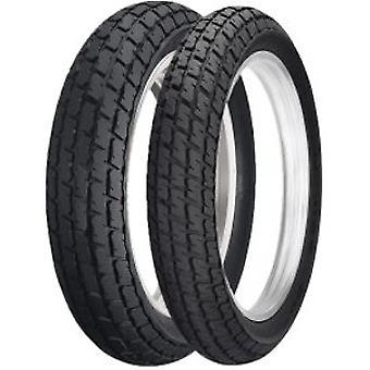 Neumáticos para moto Dunlop DT 3 ( 130/80-19 TT M/C, compuesto de caucho medio, NHS, Rueda delantera )