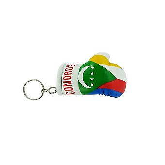Cle Cles Key Flag Comoros Comoros Boxing Glove Flag