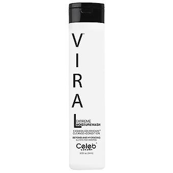 Celeb Luxury Viral Moisturewash Shampoo