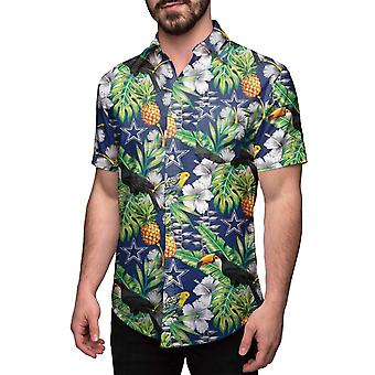 Dallas Cowboys HAWAII FLORAL NFL Shirt Short Sleeve Shirt