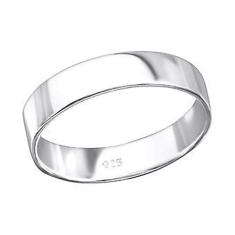 Banda - 925 Sterling Silver pianura anelli - W28204X