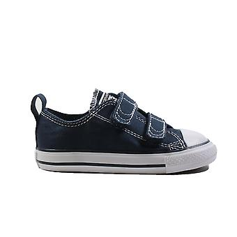 Converse Chuck Taylor All Star 711357 Navy Canvas Unisex Rip Tape Chaussures