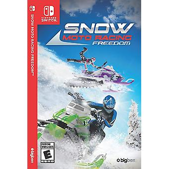 Gioco di Snow Moto Racing Freedom Nintendo Switch