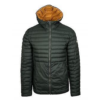 Colmar Colmar Green Down Filled Hooded Jacket