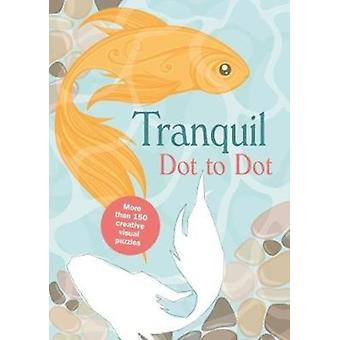 Tranquil DottoDot by Maddy Brook