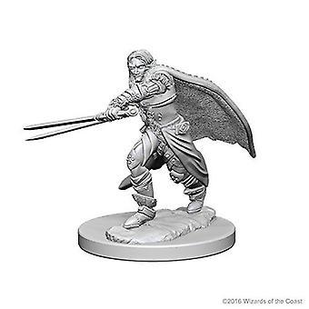 D&D Nolzur's Marvelous Unpainted Miniatures Elf Male Ranger (Pack of 6)
