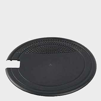 New Trangia Multi Disc Pan Lid Camping Cooking Eating Black