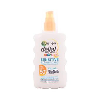 Spray Sun Protector Sensitive Advanced Delial SPF 50 (200 ml)