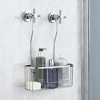 Stainless Steel Hanging Shower Mixer Caddy