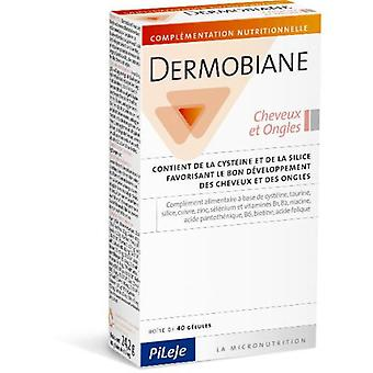 Pileje Dermobiane Hair And Nails 40Cap.