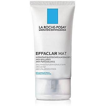 La Roche Posay Effaclar Moisturizing Mat Matifying für fettige Haut 40 ml