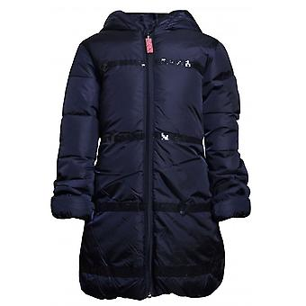 Girl's Billieblush Girls Billieblush Navy Puffer Jacket