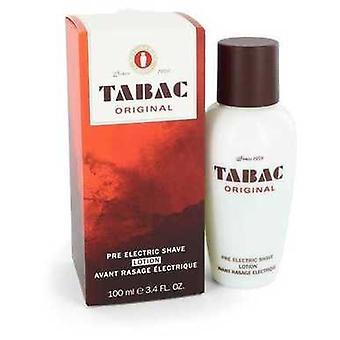 Tabac by Maurer et Wirtz Pre Electric Shave Lotion 3.4 Oz (hommes) V728-547303