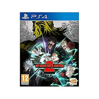 My Hero Academia My Hero's One Justice 2 PS4