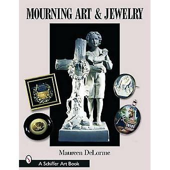 Mourning Art and Jewelry by Maureen DeLorme
