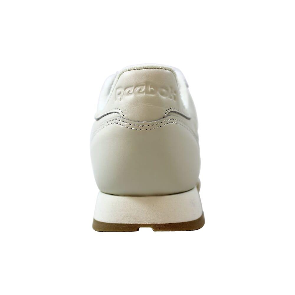 Reebok Cl Leather Zip Chalk/sandstone-silver Bs8063 Women's