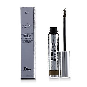 Christian Dior Diorshow Bold Brow Instant Volumizing Brow Mascara - € 021 Medium 5ml/0.16z