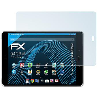 atFoliX Glass Protector compatible with Asus ZenPad 3S 10 Z500M 9H Hybrid-Glass