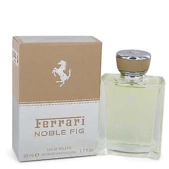 Ferrari Noble Fig Eau De Toilette Spray (Unisex) von Ferrari 1,7 Oz Eau De Toilette Spray