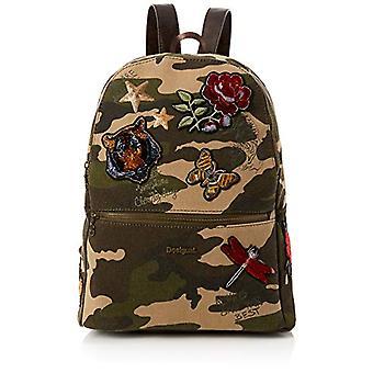 Desigual Bols_always Milan - Women Verde backpack bags (Green Militar) 13x39.5x31 cm (B x H T)