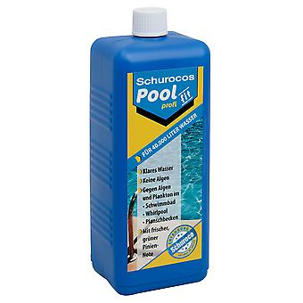 SCHUROCO® POOL-fit Professional, 1 litre