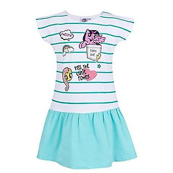 My little pony girls dress blue