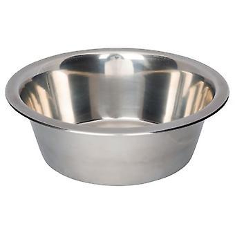 Trixie Comedero acero Inox. 4.5 l, (Dogs , Bowls, Feeders & Water Dispensers)