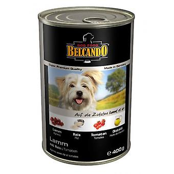 Belcando Lamb With Rice And Tomatoes (Dogs , Dog Food , Wet Food)