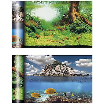 Ica Ağaç Fonu / Adacık (Balık , Dekorasyon , Arka Planlar)