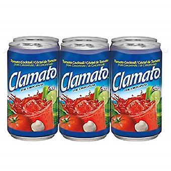 Motts Regular Clamato Cans-( 162 Ml X 24 Cans )