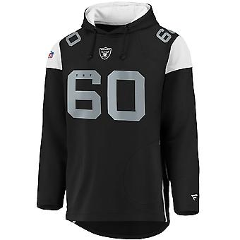 Iconic Franchise Long Hoodie - NFL Oakland Raiders
