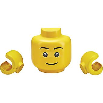 Lego Mask & Hands Child