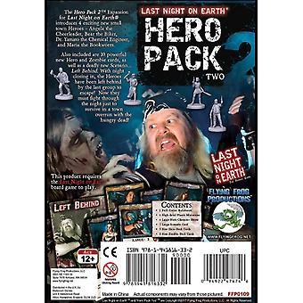 Hero Pack 2 Last Night on Earth