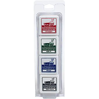 Lawn Fawn Premium Dye Ink Cube Pack Christmas Tree Lot