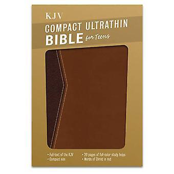 Compact Ultrathin Bible for Teens-KJV by Broadman & Holman Publishers