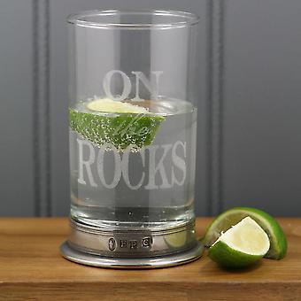On The Rocks Hiball Spirit Glass - 12oz
