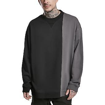 Urban Classics - Side Block Oversized Crewneck Sweater