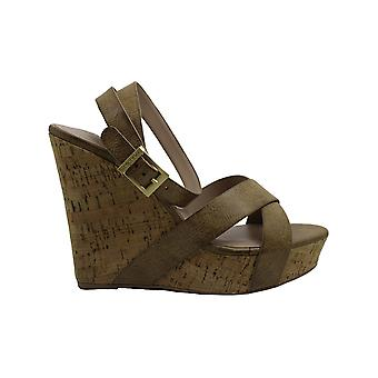 Charles by Charles David Womens Aleck Open Toe Special Occasion Platform Sand...