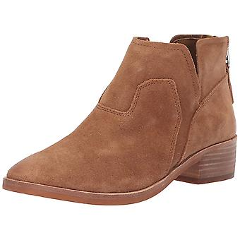 Dolce Vita Womens Titus Almond Toe Ankle Chelsea Boots