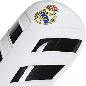 Football Shinguards Adidas RM Pro Lite White/M