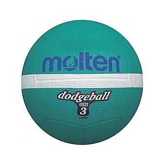 Gesmolten LD3G Butylblaas verbeterde gripp & Veerkracht Officiële Rubber Dodgeball
