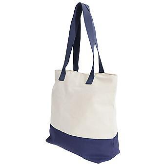 Bagbase Westcove холст сумка (22 литра) (комплект из 2)